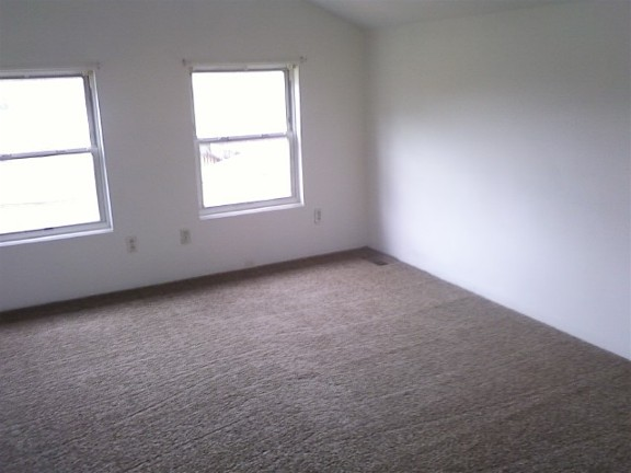 Gallery For Empty Bedroom With Carpet